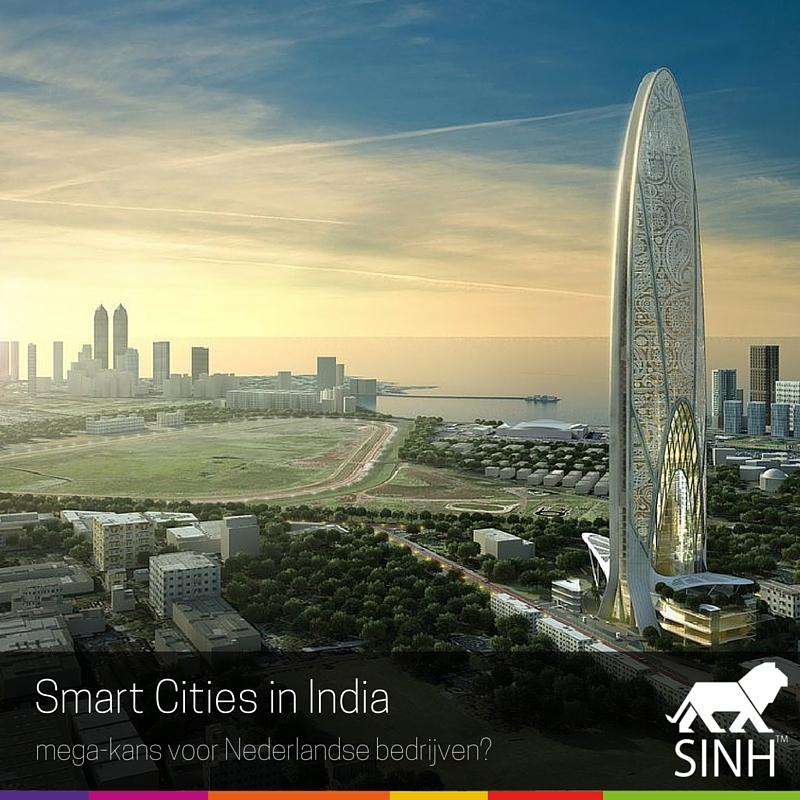 Smart Cities in India: Mega-kans voor Nederlandse bedrijven?