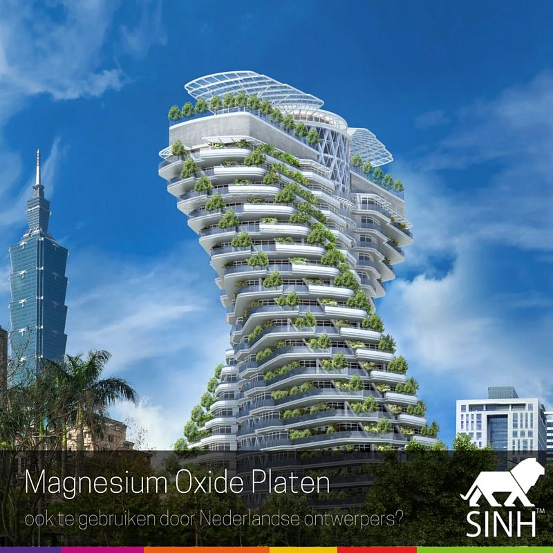 Zijn Magnesiumoxide platen ook interessant voor Nederlandse ontwerpers?
