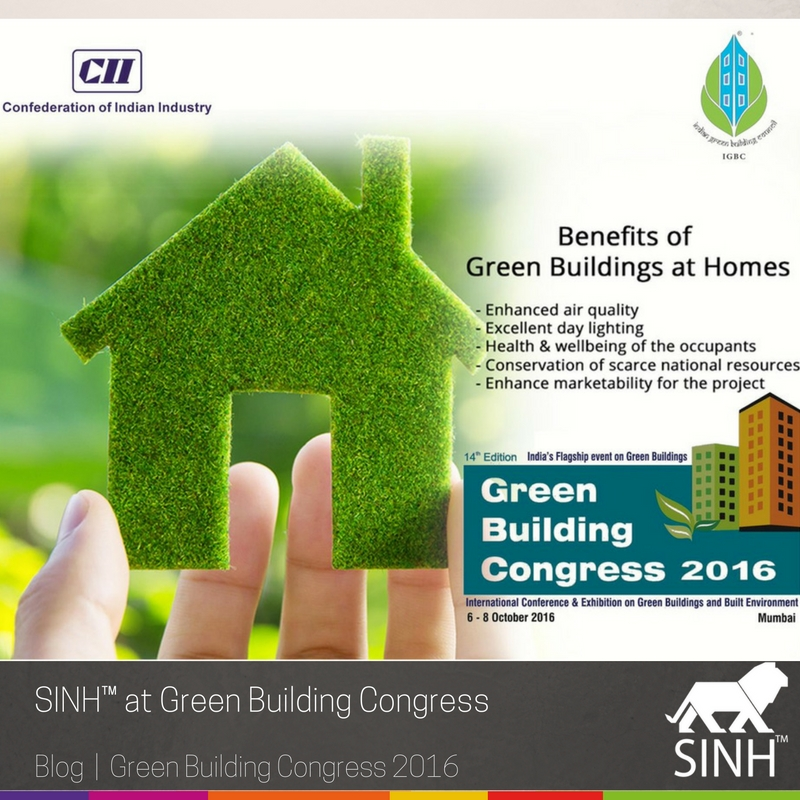 SINH™ magnesium oxide building products at Green Building Congress
