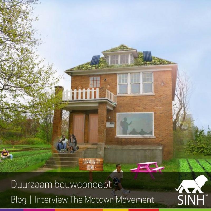 Duurzaam bouwconcept: The Motown Movement