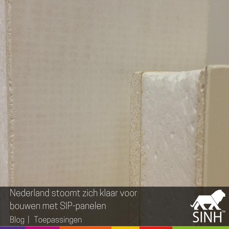 Nederland stoomt zich klaar voor bouwen met SIP-panelen