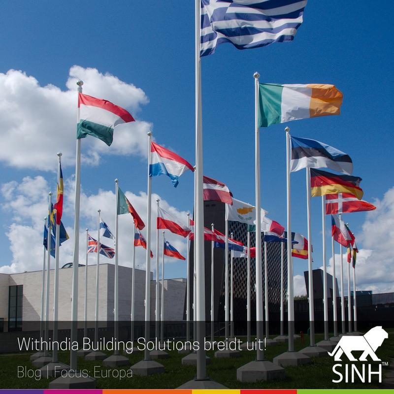 Withindia Building Solutions breidt uit! Duurzame groei en Focus: Europa