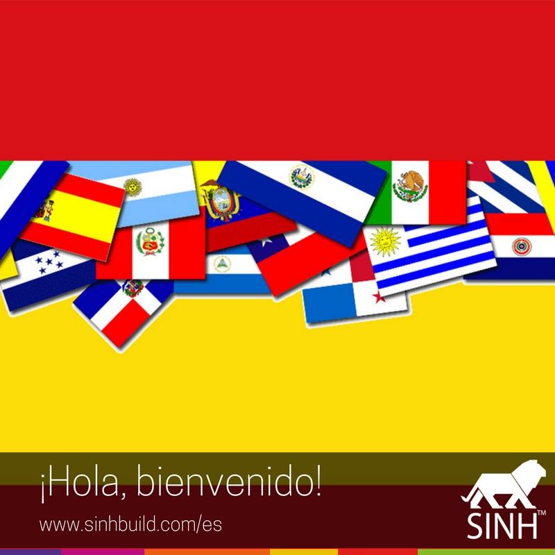 Website SINH ¡Hola, bienvenido!