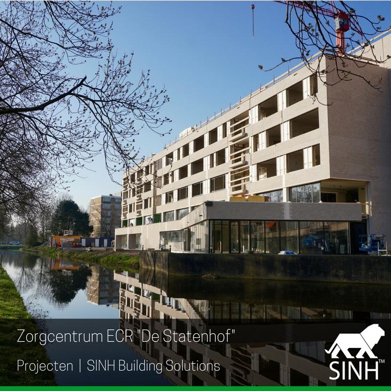 "Project Zorgcentrum ECR ""De Statenhof"" – (nieuwbouw)"